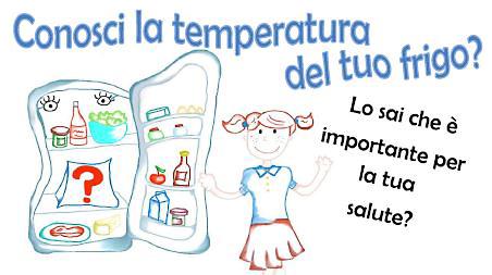 Temperatura del frigo